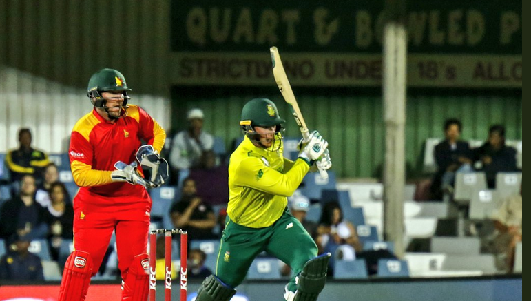 South Africa vs Zimbabwe 2018